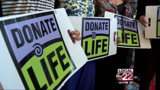 A chance to win #PizzaforLife on National Donor Day