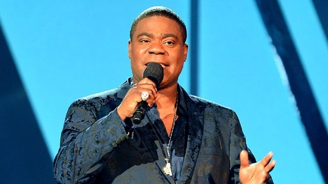 Tracy Morgan relishes post-crash chance to be 'better man'