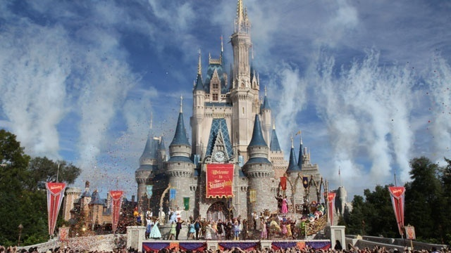 Disney theme parks may soon have robots to entertain kids