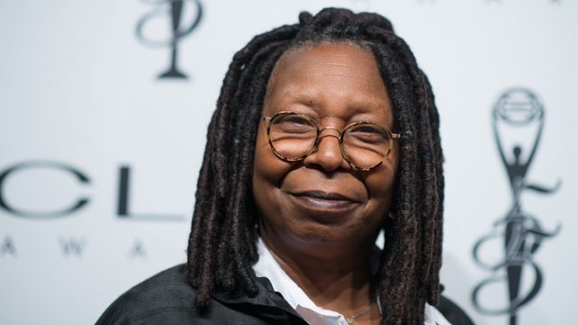 Whoopi Goldberg offers to sit with Tiffany Trump at Fashion Week after reports of snub