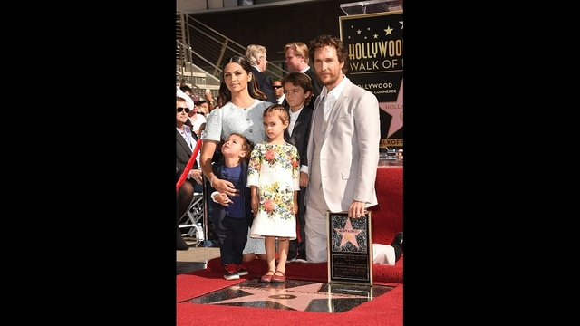 celebs and kids - Matthew McConaughey_3466753445333124