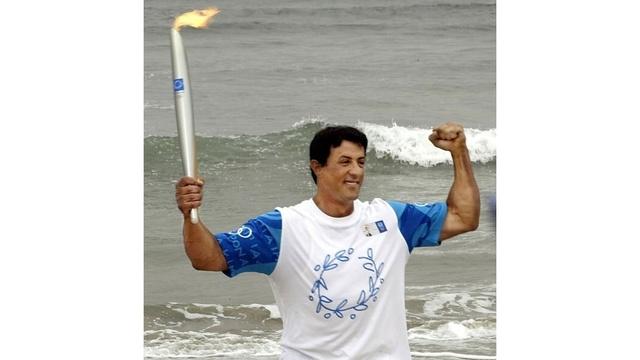 famous torchbearers - Sylvester Stallone_2403353011802914
