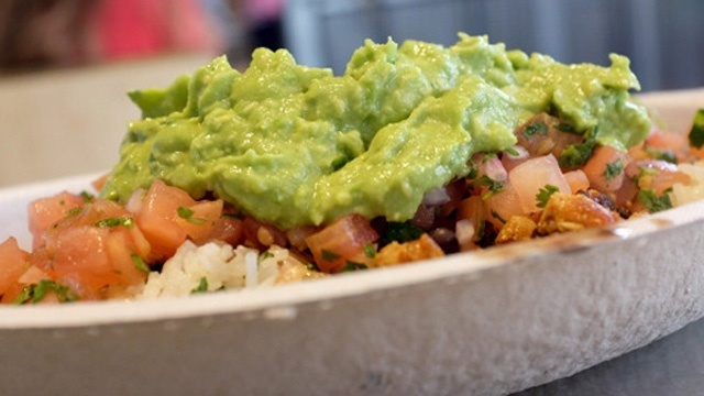 Man sets record for most consecutive days eating Chipotle