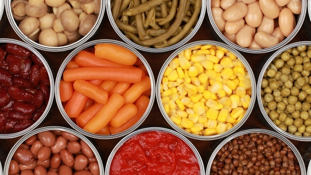 throw or keep - canned foods 206250643