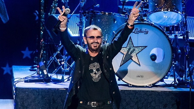 Ringo Starr, Barry Gibb knighted in Queen's New Year honors list
