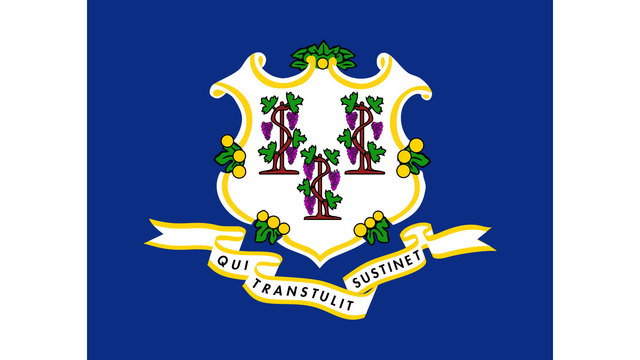 Connecticut state flag40418553