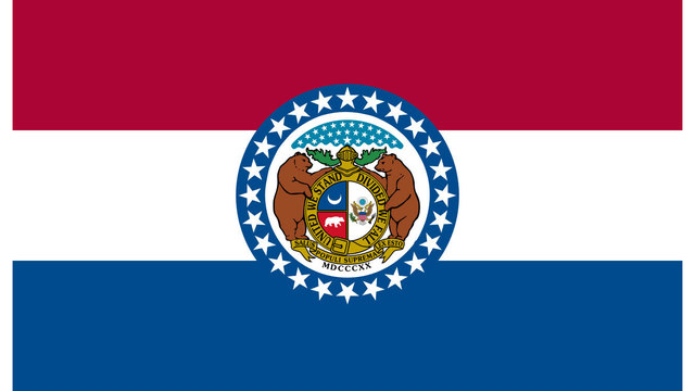 Missouri state flag35200758