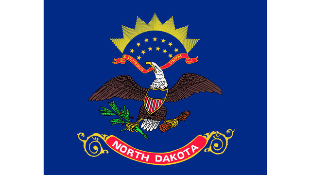 North Dakota state flag55163610