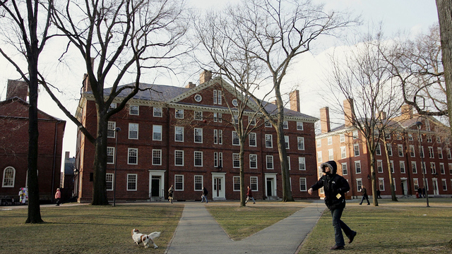 Harvard's Non-White Incoming Class Majority a First