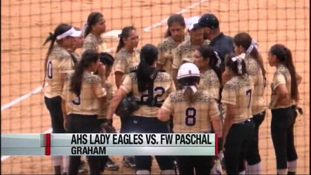 Lady Eagles Take Game 1 Over Fort Worth Paschal - Big Country ...