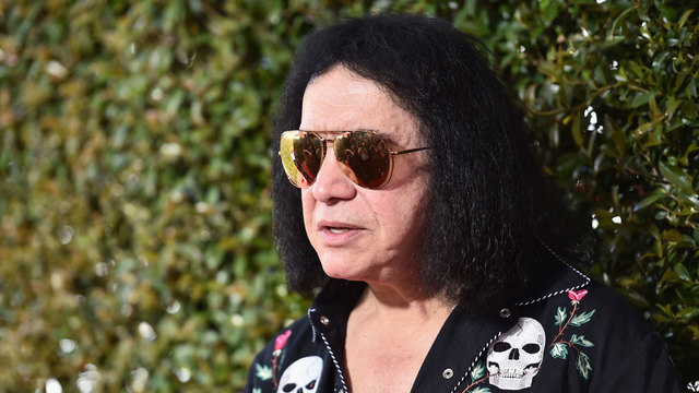 Gene Simmons, April 201618708322