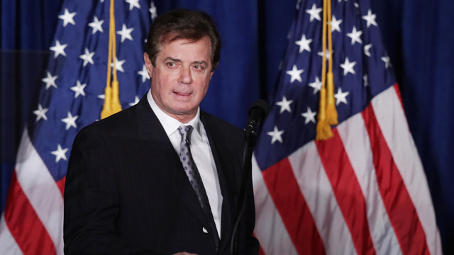 AP exclusive: Before Trump job, Manafort worked to aid Putin