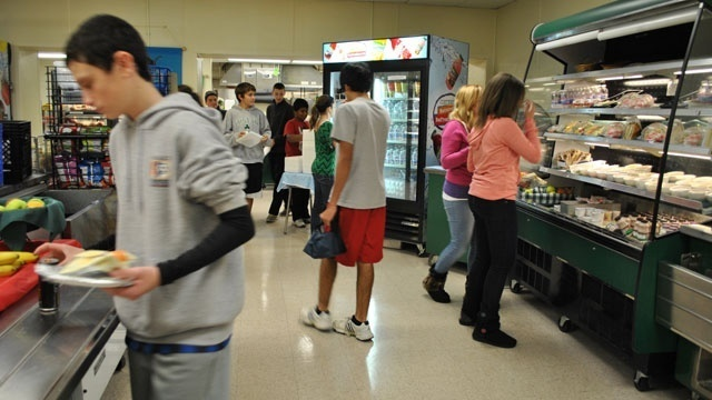 Salt, Whole Grain Standards in School Lunches Loosened