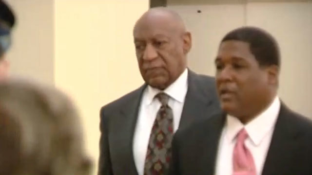 As trial nears, Cosby says racism could be a factor