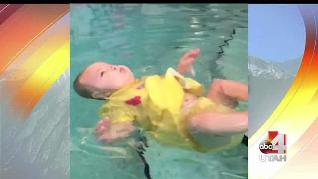 teaching infants how to swim may save their lives