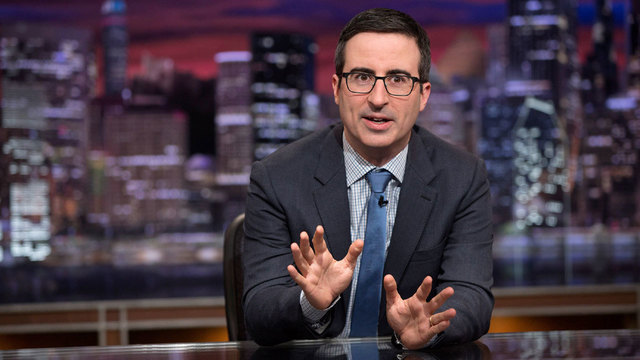 'Last Week Tonight with John Oliver' renewed through 2020