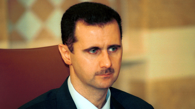 Assad: US military forces in Syria are 'invaders'