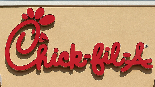 Customer gets angry at Jacksonville Chick-Fil-A