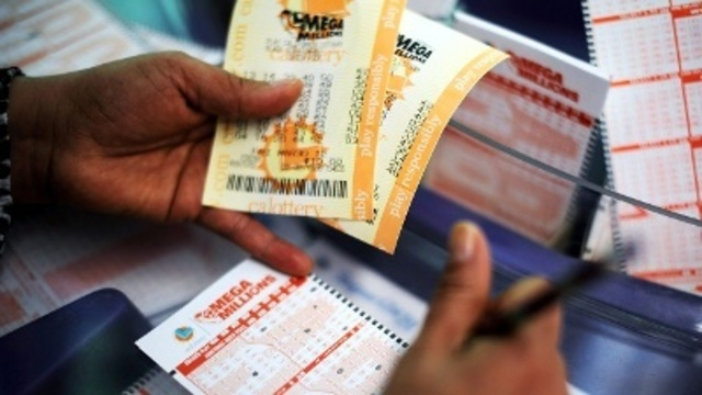 Man claims $191 million Mega Millions ticket sold at Primm Valley Lotto