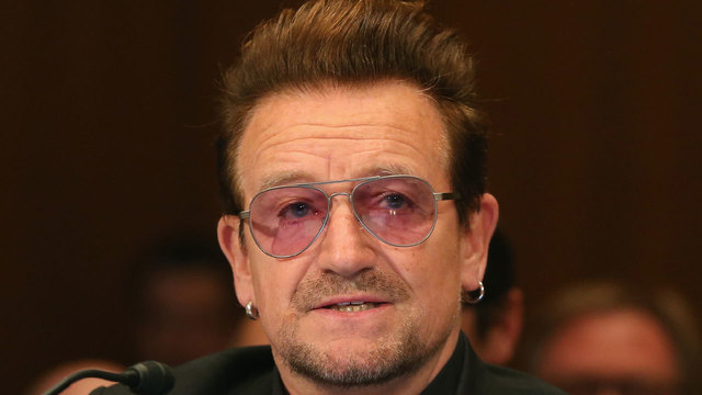 Bono reveals he almost died