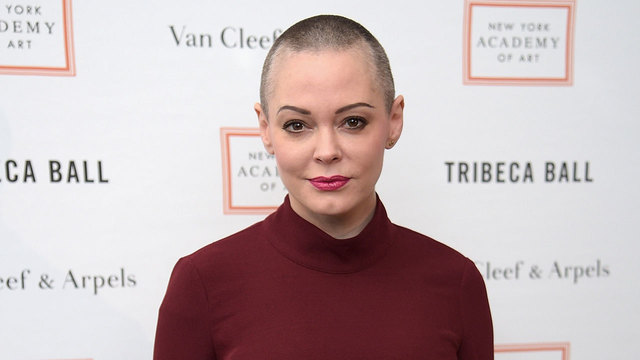 #WomenBoycottTwitter protest erupts over Rose McGowan's suspension