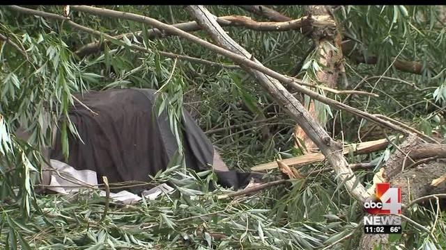 & 2 Boys Recovering After Tree Falls On Family Tent | Utah