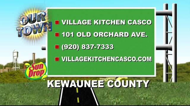 Our Town Kewaunee County: Village Kitchen - Story