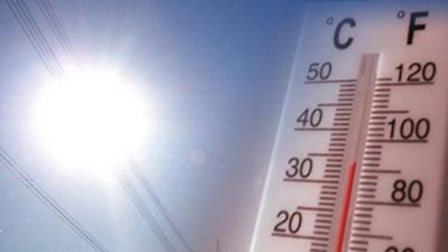 Excessive heat warning issued for parts of the state