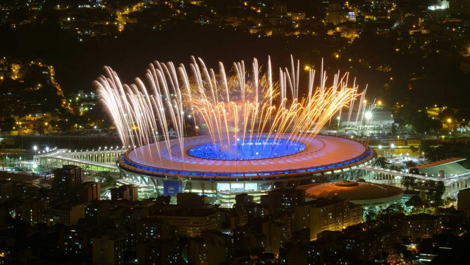 Nbc olympics presents coverage of the opening ceremony of the games of