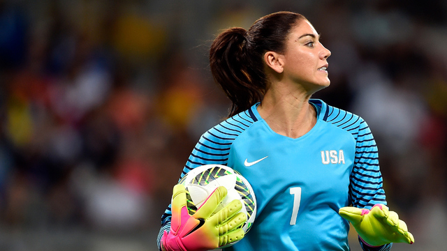 Hope Solo to run for president of US Soccer Federation