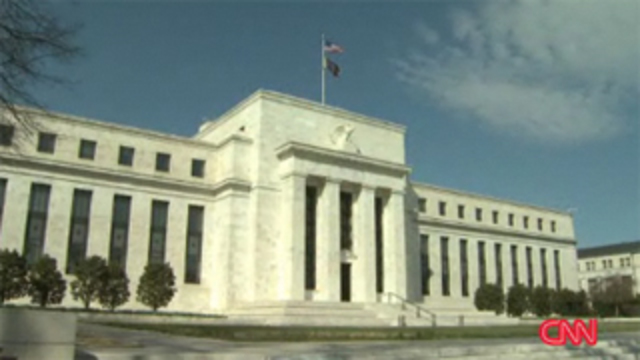 US key interest rate highest since 2008
