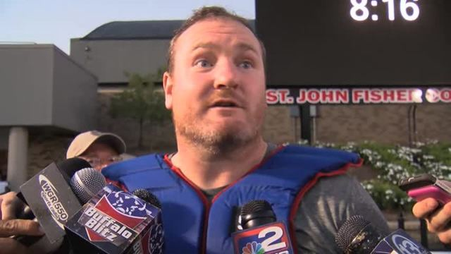 Kyle Williams returns, will have help