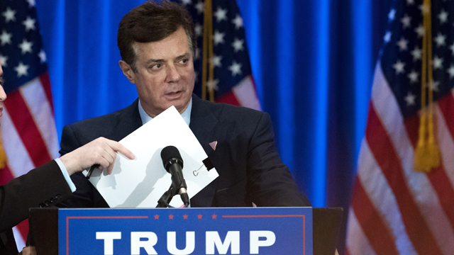 Manafort worked on op-ed with Russian while out on bail, prosecutors say