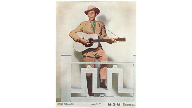 Hank Williams promotional photo46727115
