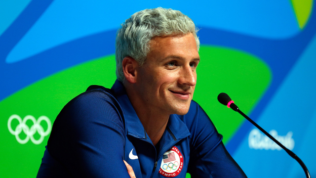 Ryan Lochte cleared of charges in Rio