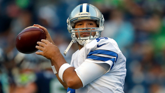 Cowboys to Release Tony Romo Thursday, ESPN & Other Sources Say