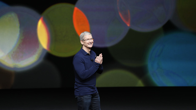 Tim Cook: I asked Trump to stick with Paris climate deal