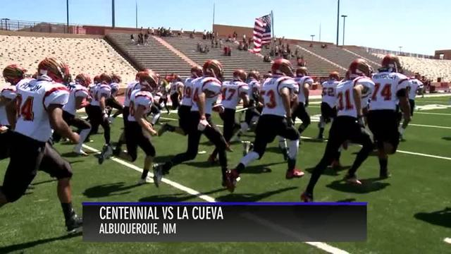 2017 New Mexico All-Star Football Game Information