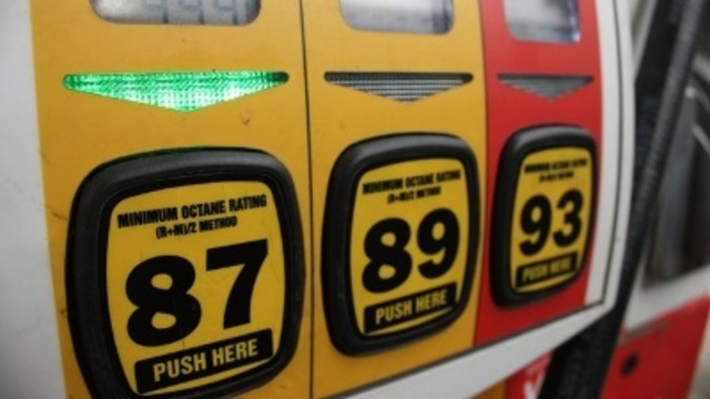 Local gas prices lower last week