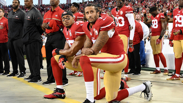 Ray Lewis urges Kaepernick to keep activism private