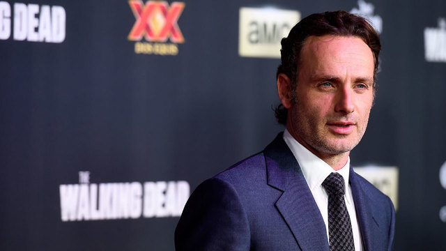 Andrew Lincoln, October 201403514497