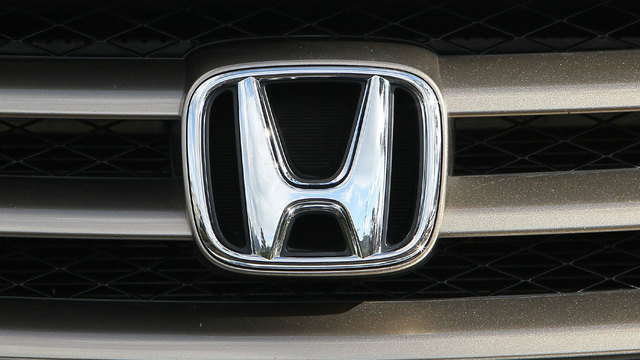 Honda Tops List Of Most Stolen Cars For 2016