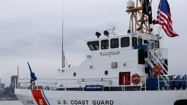 Coast Guard: 2 Vessels Freed From Ice on St. Mary's River