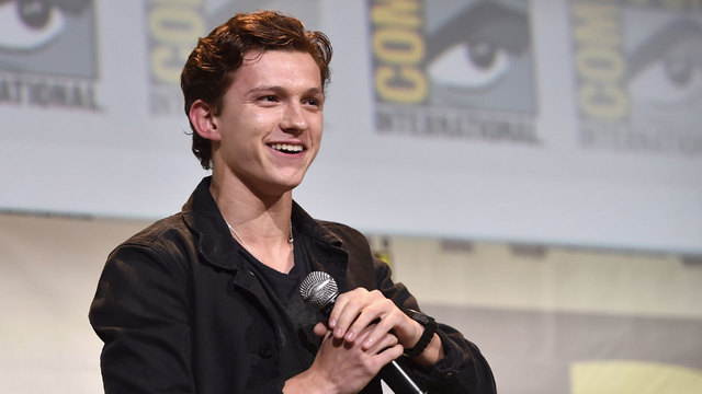 celebrity birthplaces - Tom Holland28542101