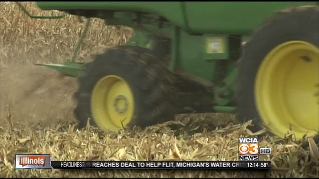 IL governor declares harvest emergency