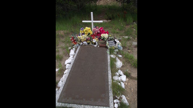 Wichita University football team plane crash memorial02225663