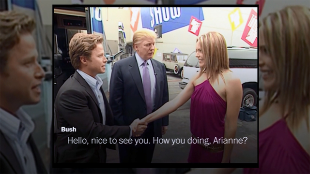 Billy Bush to Trump: Yes, you said that