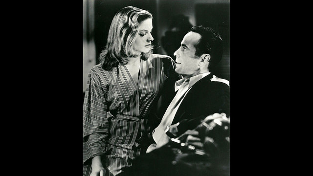Lauren Bacall, Humphrey Bogart in To Have and Have Not28717497