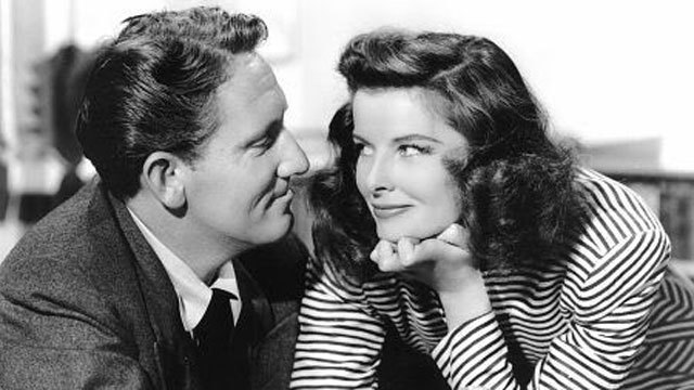 Spencer Tracy, Katharine Hepburn in Woman of the Year23660370