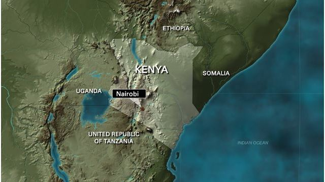 24 killed in post-election violence in Kenya, rights group says